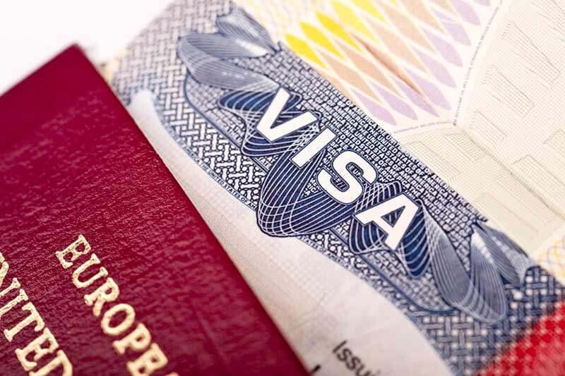 Как оформить визу в МФЦ