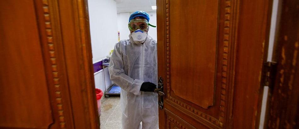 Первый случай заражения коронавирусом в Хорватии