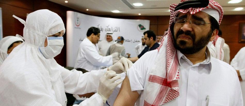 Саудовская Аравия боится коронавируса